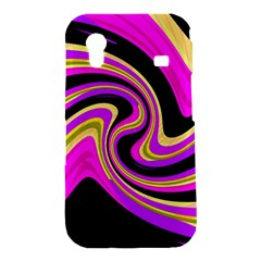 Pink and yellow Samsung Galaxy Ace S5830 Hardshell Case