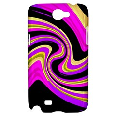 Pink and yellow Samsung Galaxy Note 2 Hardshell Case