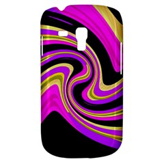 Pink and yellow Samsung Galaxy S3 MINI I8190 Hardshell Case