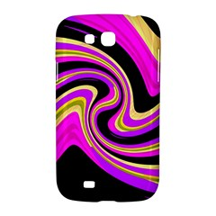 Pink and yellow Samsung Galaxy Grand GT-I9128 Hardshell Case