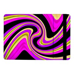 Pink and yellow Samsung Galaxy Tab Pro 10.1  Flip Case