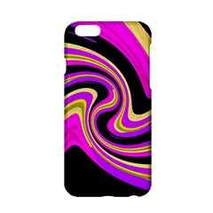 Pink and yellow Apple iPhone 6/6S Hardshell Case