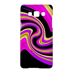 Pink and yellow Samsung Galaxy A5 Hardshell Case