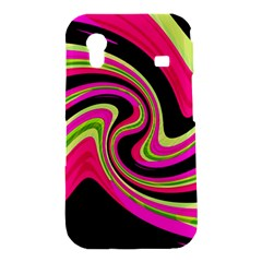 Magenta and yellow Samsung Galaxy Ace S5830 Hardshell Case