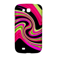 Magenta and yellow Samsung Galaxy Grand GT-I9128 Hardshell Case