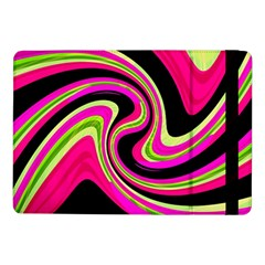 Magenta and yellow Samsung Galaxy Tab Pro 10.1  Flip Case