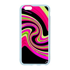 Magenta and yellow Apple Seamless iPhone 6/6S Case (Color)