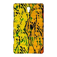 Gentle yellow abstract art Samsung Galaxy Tab S (8.4 ) Hardshell Case