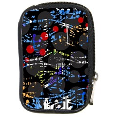 Blue confusion Compact Camera Cases