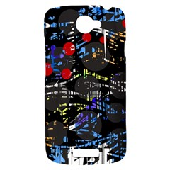 Blue confusion HTC One S Hardshell Case