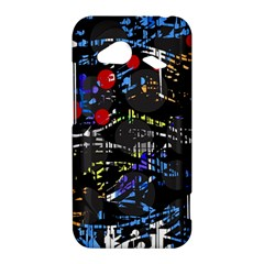 Blue confusion HTC Droid Incredible 4G LTE Hardshell Case