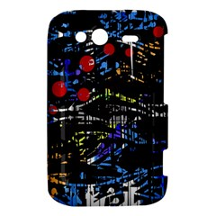 Blue confusion HTC Wildfire S A510e Hardshell Case