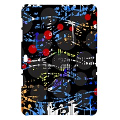 Blue confusion Samsung Galaxy Tab 10.1  P7500 Hardshell Case