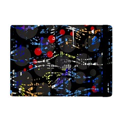 Blue confusion Apple iPad Mini Flip Case