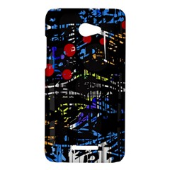 Blue confusion HTC Butterfly X920E Hardshell Case