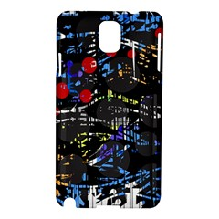 Blue confusion Samsung Galaxy Note 3 N9005 Hardshell Case