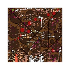 Brown confusion Acrylic Tangram Puzzle (6  x 6 )