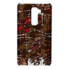 Brown confusion LG G2