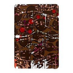 Brown confusion Samsung Galaxy Tab Pro 12.2 Hardshell Case