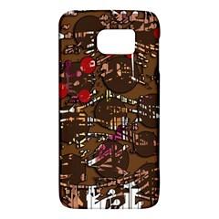 Brown confusion Galaxy S6