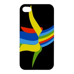 Abstraction Banana Apple Iphone 4/4s Hardshell Case