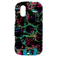 Graffiti style design HTC Amaze 4G Hardshell Case
