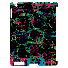 Graffiti style design Apple iPad 2 Hardshell Case (Compatible with Smart Cover)
