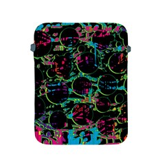 Graffiti style design Apple iPad 2/3/4 Protective Soft Cases