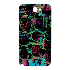Graffiti style design Samsung Note 2 N7100 Hardshell Back Case