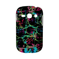 Graffiti style design Samsung Galaxy S6810 Hardshell Case
