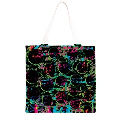 Graffiti style design Grocery Light Tote Bag