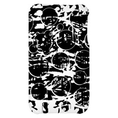Black and white confusion Apple iPhone 3G/3GS Hardshell Case