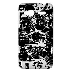 Black and white confusion HTC Radar Hardshell Case