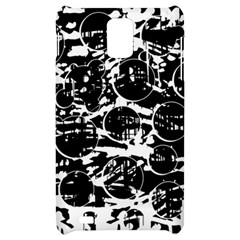Black and white confusion Samsung Infuse 4G Hardshell Case