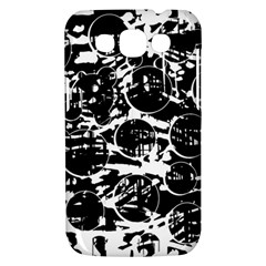 Black and white confusion Samsung Galaxy Win I8550 Hardshell Case