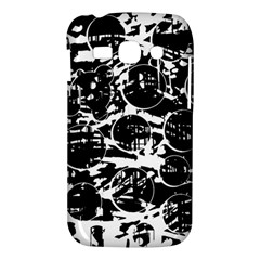 Black and white confusion Samsung Galaxy Ace 3 S7272 Hardshell Case