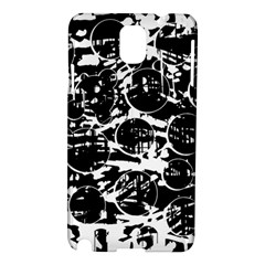 Black and white confusion Samsung Galaxy Note 3 N9005 Hardshell Case