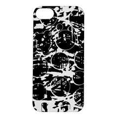 Black and white confusion Apple iPhone 5S/ SE Hardshell Case