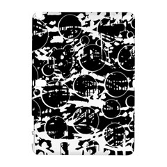 Black and white confusion Samsung Galaxy Note 10.1 (P600) Hardshell Case
