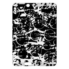 Black and white confusion Kindle Fire HDX Hardshell Case