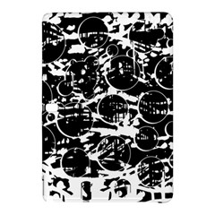 Black and white confusion Samsung Galaxy Tab Pro 12.2 Hardshell Case