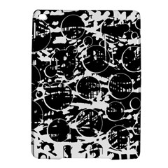 Black and white confusion iPad Air 2 Hardshell Cases
