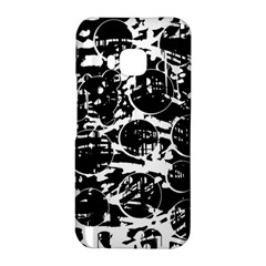 Black and white confusion HTC One M9 Hardshell Case