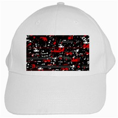 Red symphony White Cap