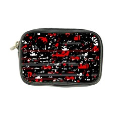 Red symphony Coin Purse