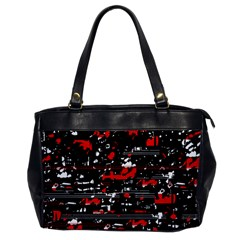 Red symphony Office Handbags