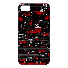Red symphony BlackBerry Z10