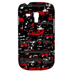Red symphony Samsung Galaxy S3 MINI I8190 Hardshell Case