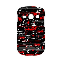 Red symphony Samsung Galaxy S6810 Hardshell Case