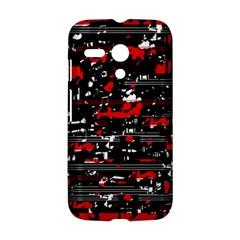 Red symphony Motorola Moto G